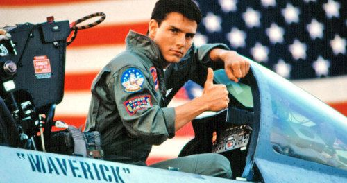 Top Gun 2 Halts Production So Tom Cruise Can Learn to Fly