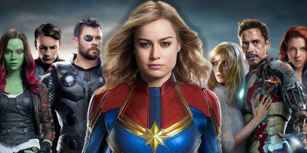 Captain Marvel Smiles More Than Literally Any MCU Hero