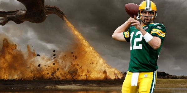 NFL Star Aaron Rodgers Criticizes Game of Thrones' Ending
