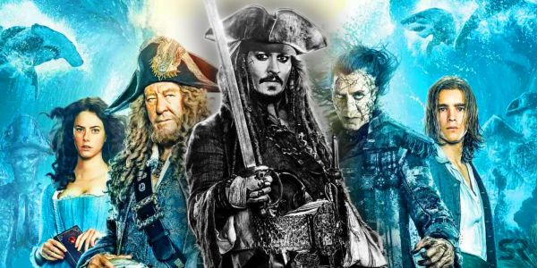 Pirates of the Caribbean Should Ditch Johnny Depp