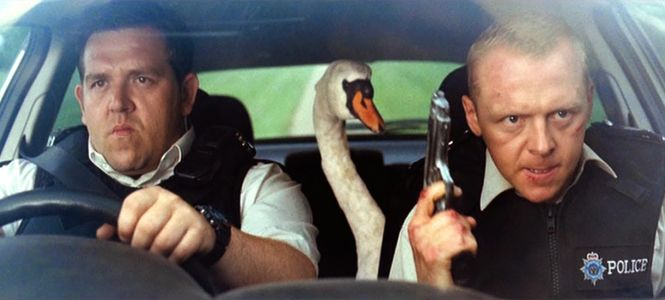 10 Funniest Quotes From Hot Fuzz