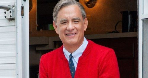 Tom Hanks' Mister Rogers Biopic Finally Gets an Official