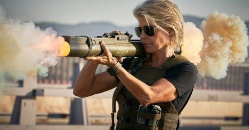Terminator: Dark Fate Will Be Rated-R Promises James