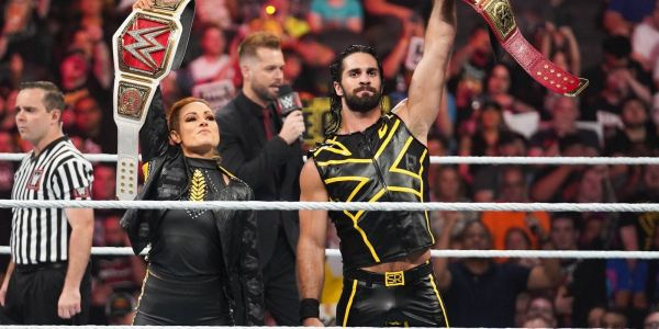 WWE's Seth Rollins Wore X-Men-Inspired Outfit On Extreme Rules