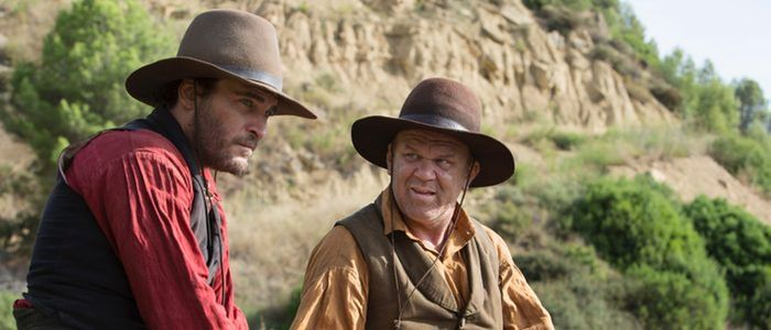 'The Sisters Brothers' Trailer: Joaquin Phoenix, John C. Reilly, Jake Gyllenhaal, and Riz Ahmed Go Out West