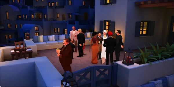 SpyParty On Its Way To Steam Early Access