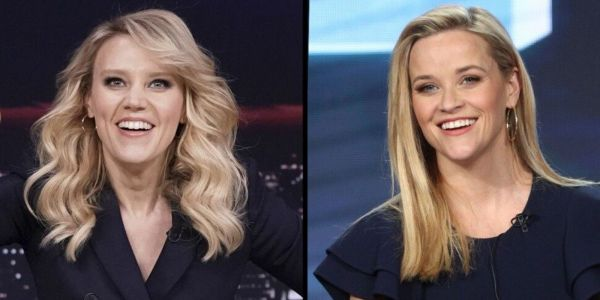 Kate McKinnon Impersonates Reese Witherspoon for Hilarious Billy on the Street