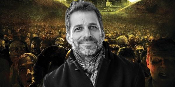 Zack Snyder Shares New Army of the Dead Behind the Scenes Image