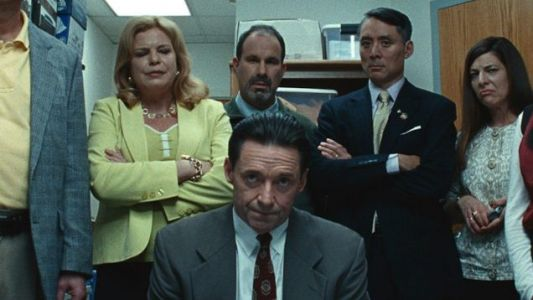 Hugh Jackman Plays Dirty In HBO's BAD EDUCATION Trailer