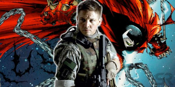 Jeremy Renner Potentially Joining Spawn Movie Reboot as Twitch Williams