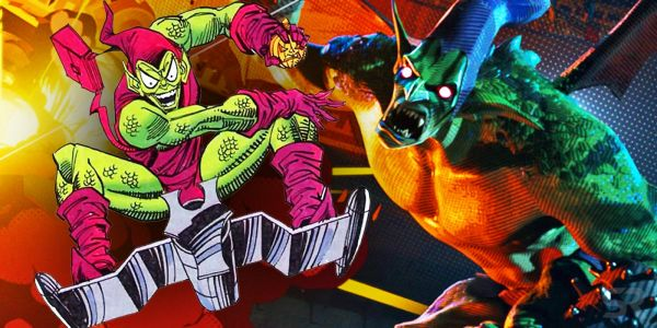 Why Spider-Man: Into The Spider-Verse's Green Goblin Looks Different