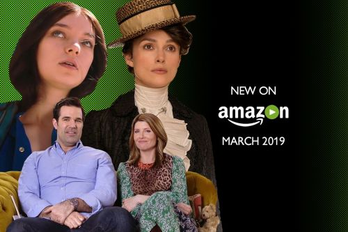 New On Amazon Prime Video March 2019