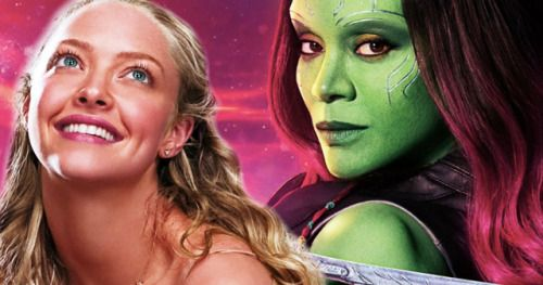 Amanda Seyfried Said No to Playing Gamora in Guardians of the