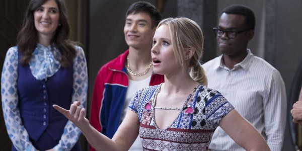 Veronica Mars Revival Just Added One Of Kristen Bell's The Good Place Co-Stars