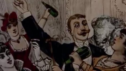 Pennywise Makes a Sneaky Appearance in Cheers Intro