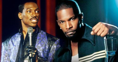 Jamie Foxx Wants Eddie Murphy to Join Him on a Stand-Up Comedy