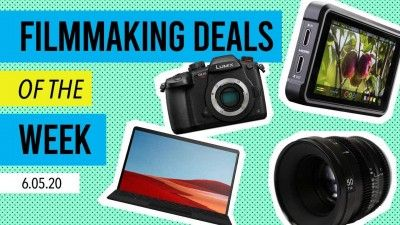 The Best Filmmaking Deals of the Week