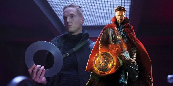 Agents of SHIELD Introduces Tech Version Of Doctor Strange Portals?