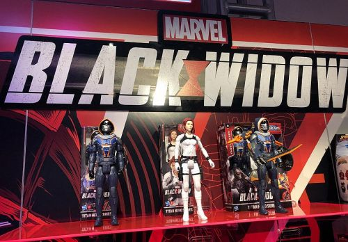 Hasbro Marvel Toy Fair Gallery with Black Widow & More!