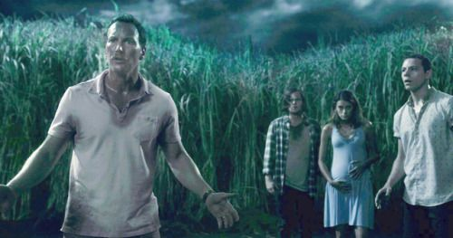 In the Tall Grass Trailer Brings Stephen King & Joe