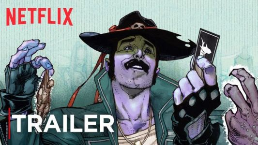 Mark Miller's Sharkey the Bounty Hunter Trailer is Here