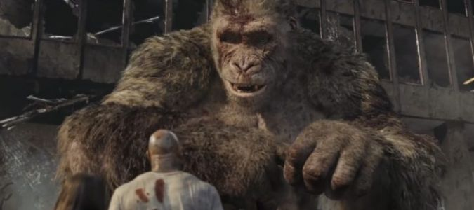 'Rampage' Honest Trailer: A Video Game Movie Held Together by Duct Tape and Dwayne Johnson