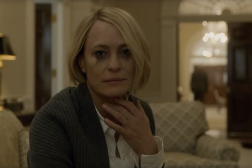 "President Claire Underwood Reveals ""Francis is Dead"" in 'House of Cards' Season 6 Trailer"