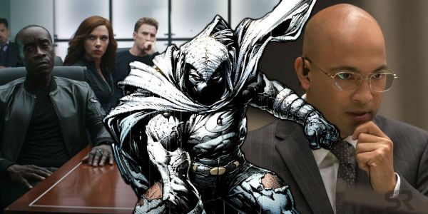 How Captain America 2 & 3 Teased Moon Knight In The MCU