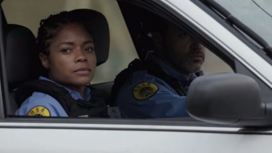 One Cop Goes Against A Corrupt System in the Black and Blue Trailer