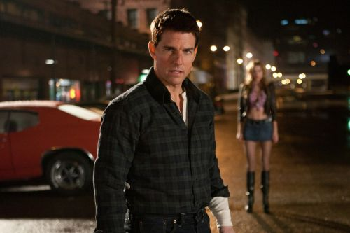'Jack Reacher' Author Says Tom Cruise is Too Short to Be in the Series