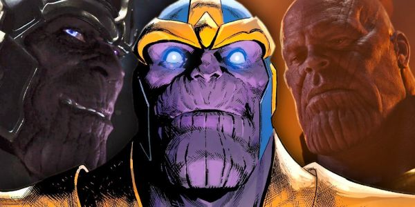 Thanos Creator Imagined Arnold Schwarzenegger or Idris Elba as the MCU Villain