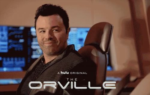 Comic-Con: The Orville Season 3 Coming to Hulu!