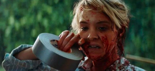 'Lucky' Exclusive Clip: Brea Grant Fights a Killer in New Shudder Movie