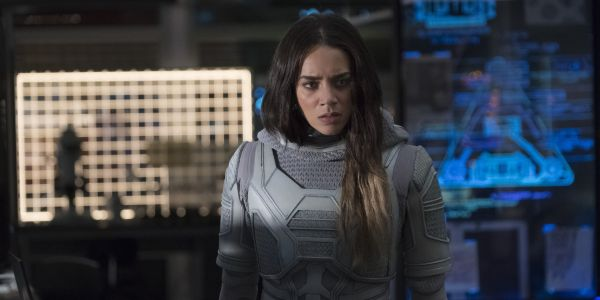 New Ant-Man and the Wasp Images Give Best Look At Villain Ghost
