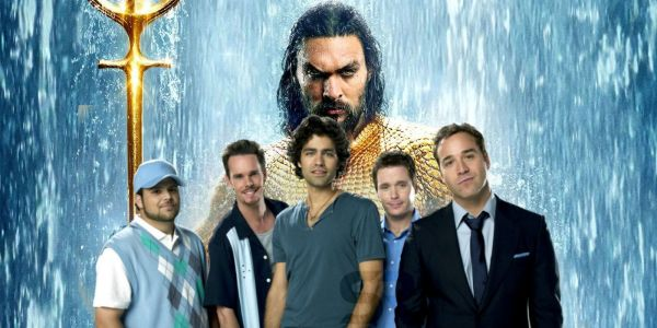 Entourage Characters Get Confused By Jason Momoa's Aquaman