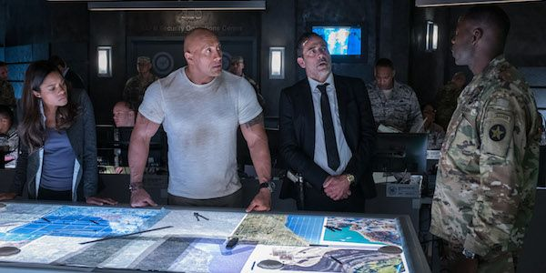Why Rampage Was The Perfect Video Game To Adapt, According To Dwayne Johnson