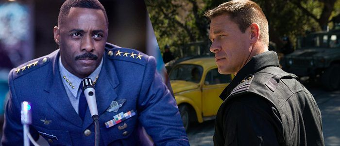 'Heads of State': Idris Elba and John Cena Reunite for '90s-Style Action Film
