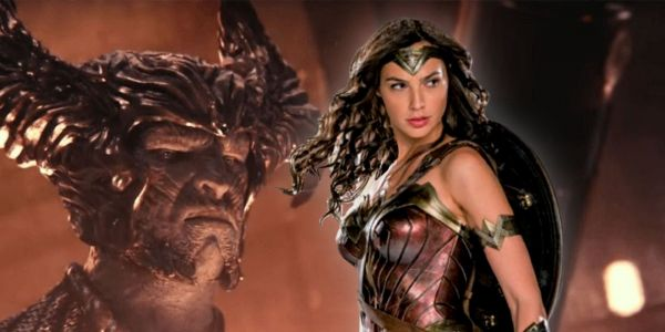 Justice League: Warner Bros. Didn't Want Wonder Woman to Enjoy Fighting
