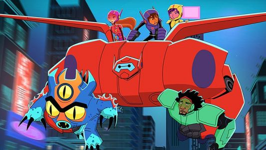 Disney Channel Renews Big Hero 6: The Series For Third Season