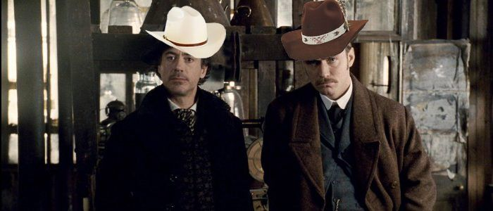 'Sherlock Holmes 3' Might Take Place in the Old West