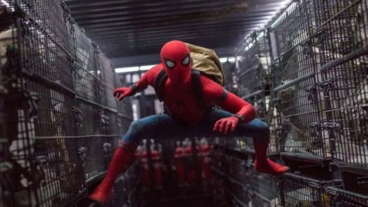 Spider-Man: Far From Home Set Video & Photos Reveals New Suit