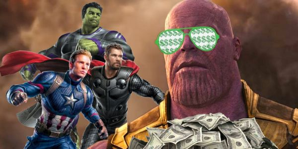 What Avengers 4 Needs To Do To Top Infinity War At The Box Office