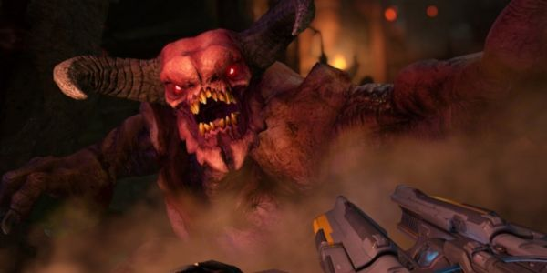 Doom Reboot Director Says Barons Of Hell Won't Appear In Movie