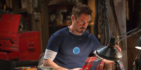 Robert Downey Jr. Wanted Rewrites On The Fly During Iron Man 3