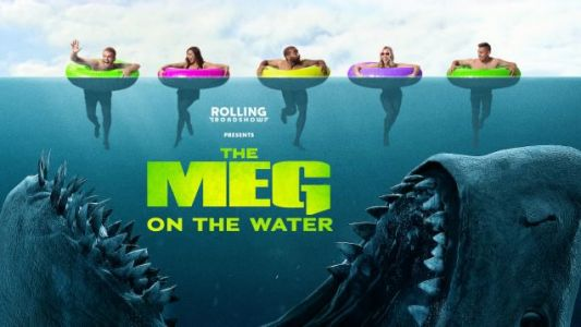 Austin: See THE MEG On The Water At The Rolling Roadshow's Epic Summer Event