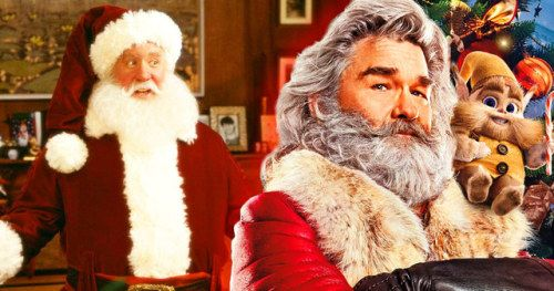 From Tim Allen to Kurt Russell, Which Santa Actor Is the Best?A