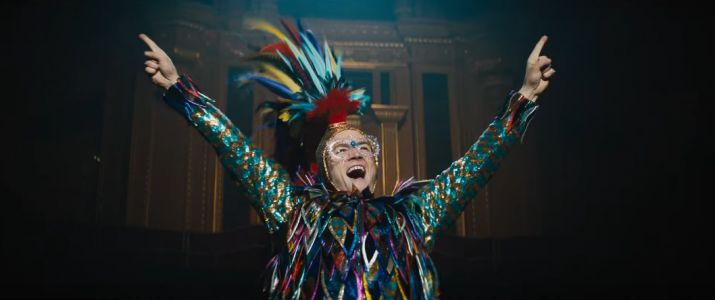 Full Rocketman Trailer Is Full Of Music, Costumes, And Elton