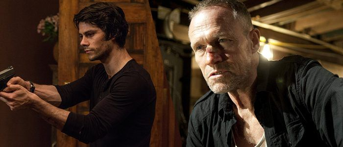 'Guardians of the Galaxy' Actor Michael Rooker Will Have 'Monster Problems' With 'The Maze Runner' Star Dylan O'Brien