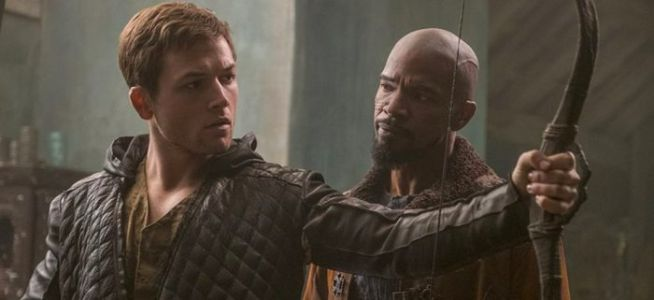 'Robin Hood' Trailer: Don't Forget, There's Another Robin Hood Movie