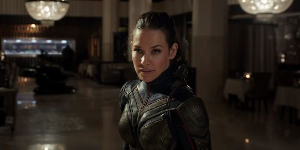 Ant-Man's Evangeline Lilly Stood Up And Cheered For One Avenger: Infinity War Moment